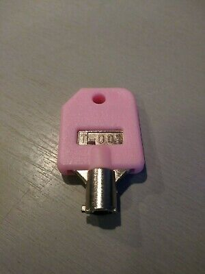 1 T-007 White Key For 1-800 Vending V-line Pro-line Lypc Candy Gumball Machine