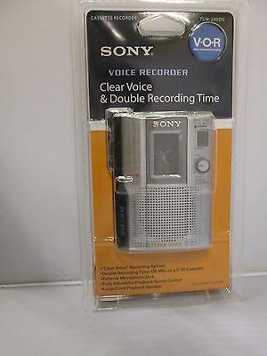 Sony Tcm 200dv Handheld Cassette Voice Recorder Tcm200 Dv 27242607736 Ebay