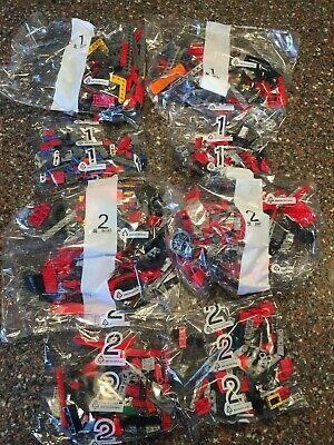 Lego Creator Ferrari F40 10248 ** Sealed Bags ** No Box ** Free Shipping **