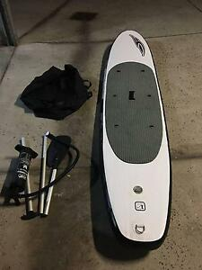 Inflatable SUP Stand Up Paddle Board Bestway Hydroforce Kayak Neutral Bay North Sydney Area Preview