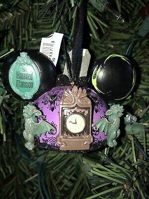 Disney Haunted Mansion Ear Hat Ornament