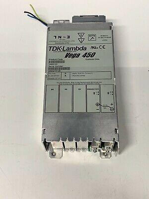 Tdk-lambda Vega 450 Power Supply V40913c