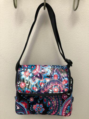 Vera Bradley Stay Cooler Insulated Lunch Bag Cooler Haymarket Paisley - $45 MSRP