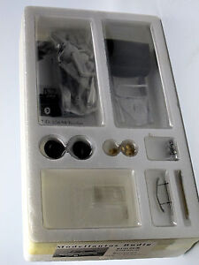 Tin Wizard, Amphicar Typ 770 (Trippel) Weißmetall-Bausatz,  White Metal Kit 1/43