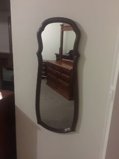 New Timber Frame Mirror