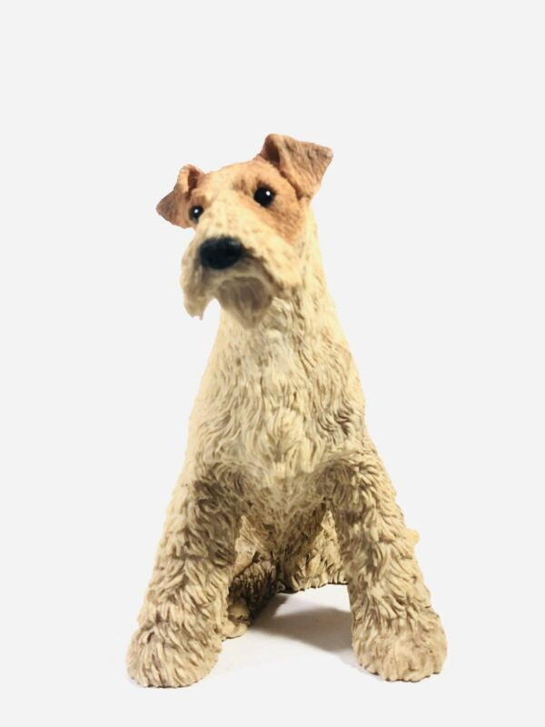 Castagna Airedale Terrier Dog Figure 1988