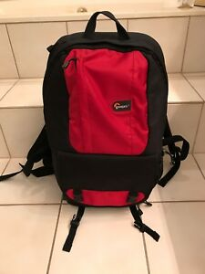 Lowepro Fastpack 250-Red