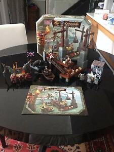 Mega Bloks sets – Pirates of the Caribbean + Fire and Ice Dragons Hamilton Brisbane North East Preview