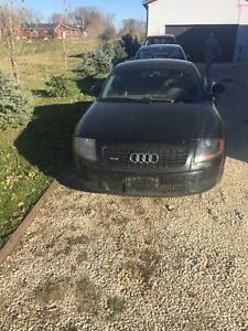 2000 Audi TT Quattro, Great Project car