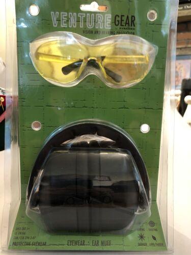 Venture Gear Eyewear And Ear Muff! Nib!