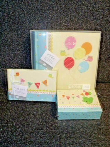 Baby Buddies Assortment Large Photo Album, Brag Book & Cards (HH)