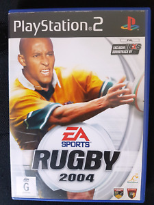 EA sports rugby 2004 Playstation 2 game