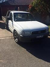 2001 Mazda B2600 Ute duel fuel Melbourne CBD Melbourne City Preview