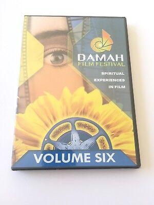 Damah Film Festival Dvd Volume 6 Six   9 Short Films