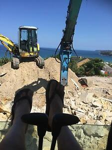 EXCAVATER TIPPER HIRE Cronulla Sutherland Area Preview
