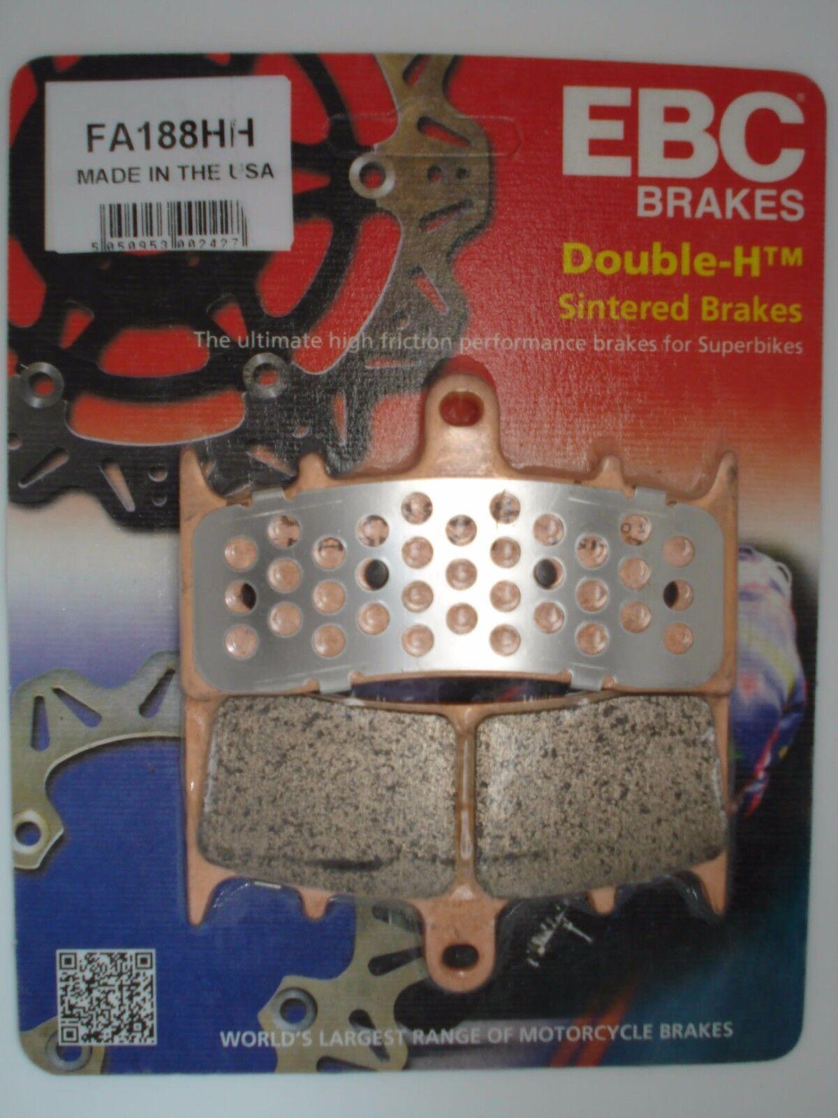 EBC HH Front Brake Pads For Suzuki 2004 GSX1400 K4