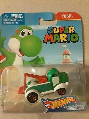 2016-Hot Wheels-SUPER MARIO-New YOSHI.