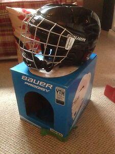 Casque de hockey (YTH)