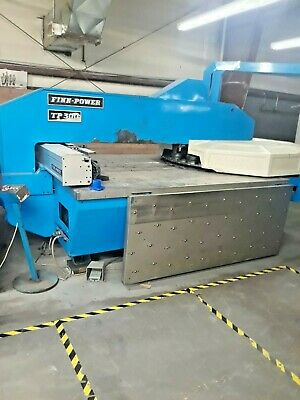 Cnc Turret Punch Press