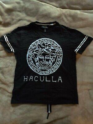 "Haculla ""Versace"" Coin Head Tee - Small"