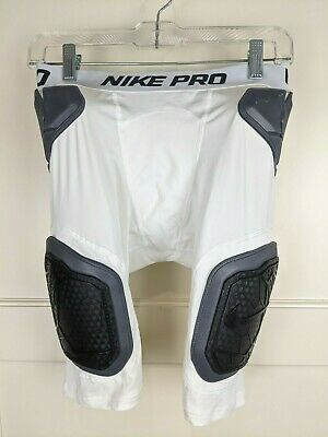 Padded Football Girdle Shorts With 3 Pads D30 ALL-STAR Men/'s size Large