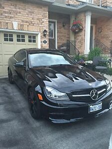 C63 507 coupe