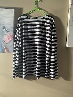 """One Size Fits All Halloween Costume Prisoner Top Length 30"""" ()"""