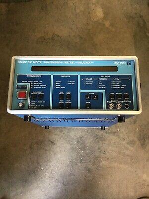 Tau-tron S5200e Ds3 Digital Transmission Test Set-transmitter-option 03