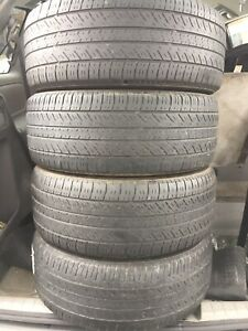 4-205/55R16 Toyo all season tires