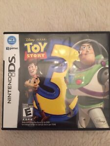 TOY STORY POUR DS