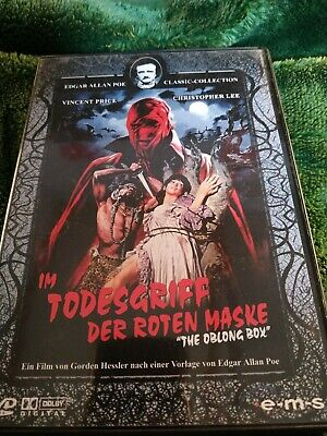 Im Todesgriff Der Roten Maske, DVD, CH. Lee, - Tod Der Roten Maske