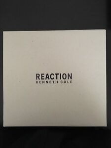 ** REACTION KENNETH COLE WALLET SET**