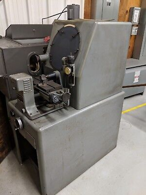 Covel Manufacturing Optical Comparator Model 14b