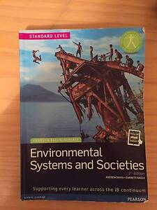 Pearson - Environmental Science and Society (Baccalaureate) Kingston Kingborough Area Preview