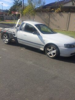 Wanted: Ford Falcon Excellent work ute