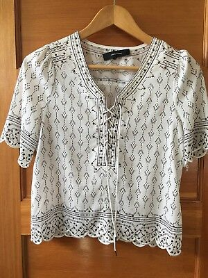 Isabel Marant  Alicia  Studded Top