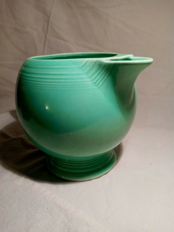 Fiestaware Ice Lip Pitcher