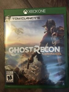 Ghostery Recon Wildlands Xbox one