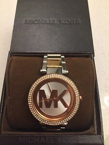 Beautiful authentic MK watch