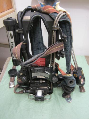 Scott 4.5 NXG2 4500 SCBA Frame Only EZ-FLO Regulator Vibralert