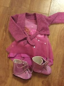 American Girl Figure skating outfit