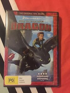 How to train a dragon DVD Glebe Inner Sydney Preview