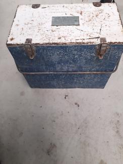 60s blue esky