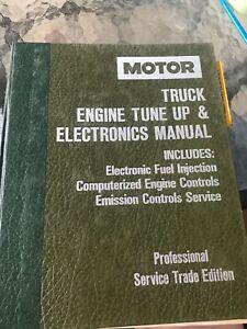 Truck engine tune up