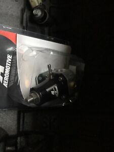 Aeromotive fuel pressure regulator.
