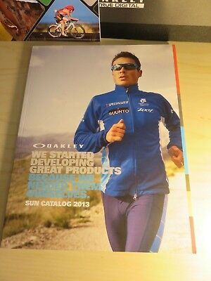 Oakley Catalog 2013 Rare Display (Oakley Catalog)