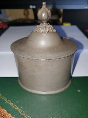 Old Antique Tea Caddy