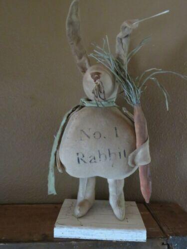PRimitive standing Rabbit