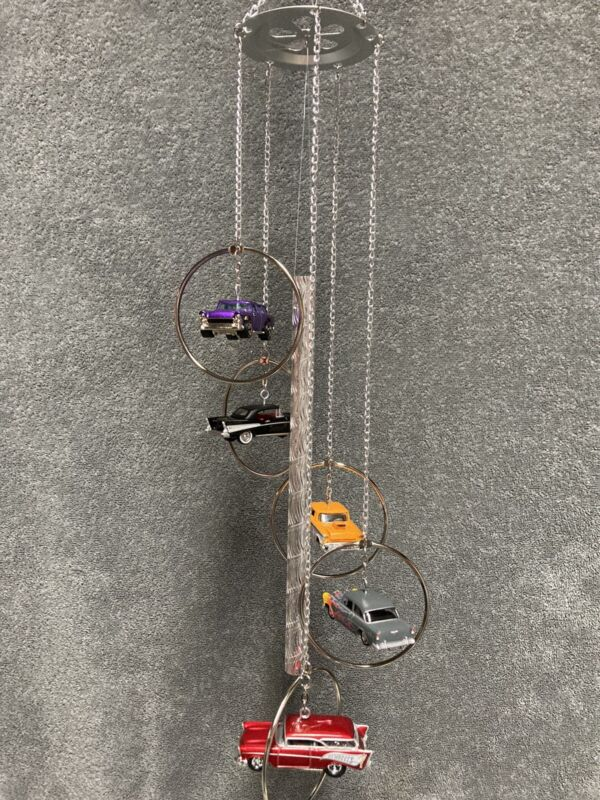 Classic Chevy Car Wind Chime