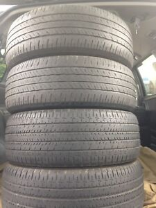 4-205/60R16 Bridgestone all season